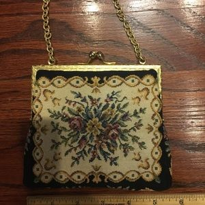 Most Adorable Floral Tapestry PURSE Mini Bag 👛